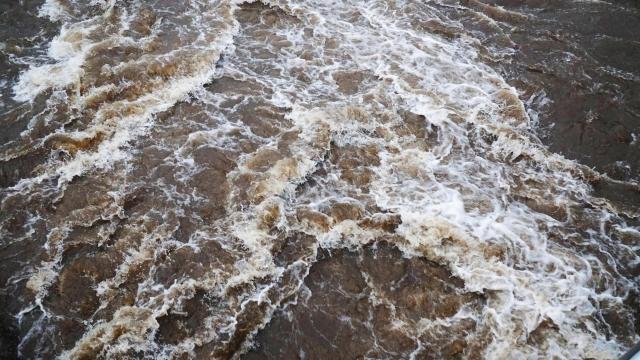 大雨のイメージ写真